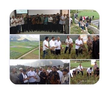 kunjungan anggota DPR RI Komisi IV ke Sembalun